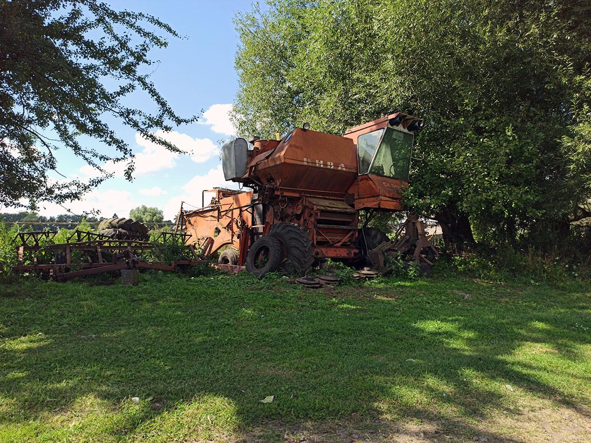 Разруха в малых фермерских хозяйствах России