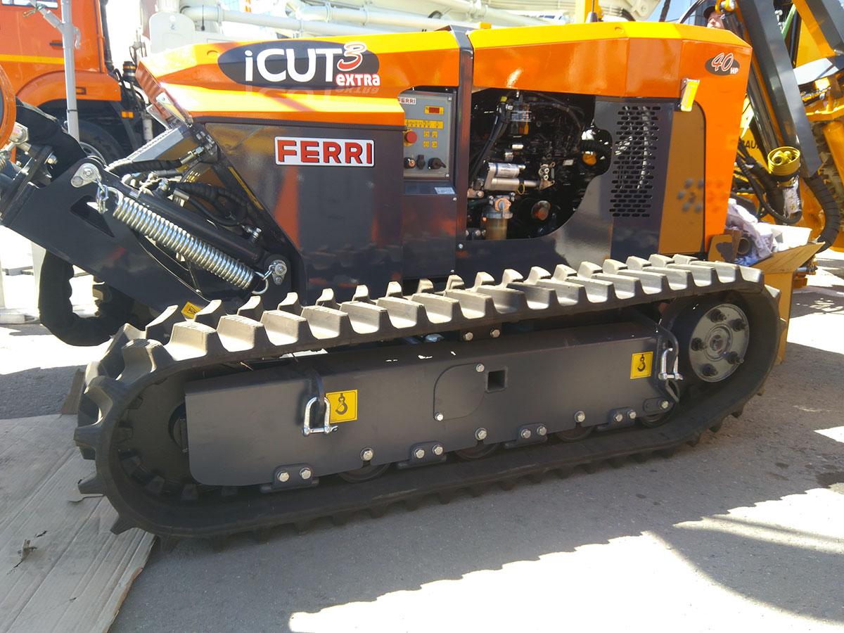 Робот Ferri iCUT 3