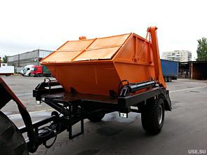 бункеровоз мусоровоз ППТС-6тонн