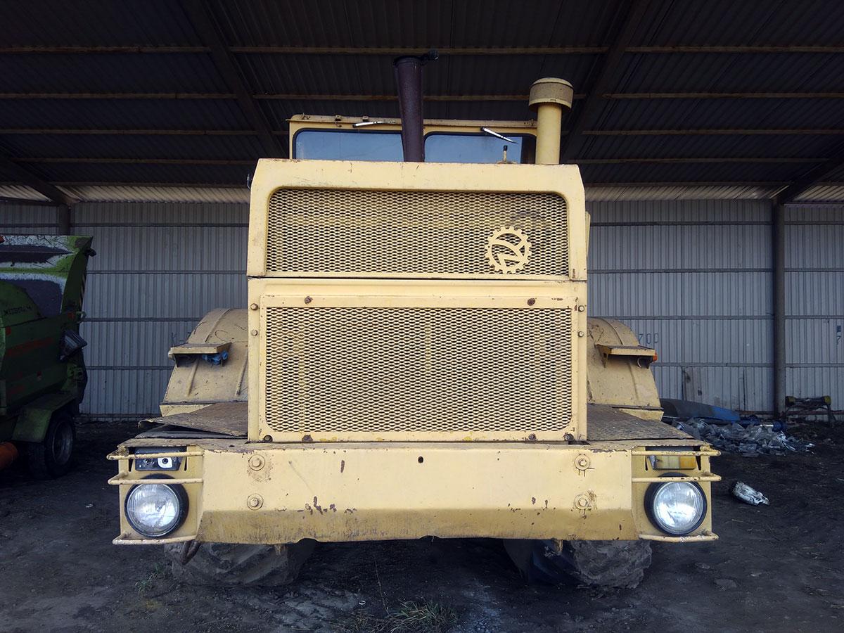 Легендарный трактор К-701