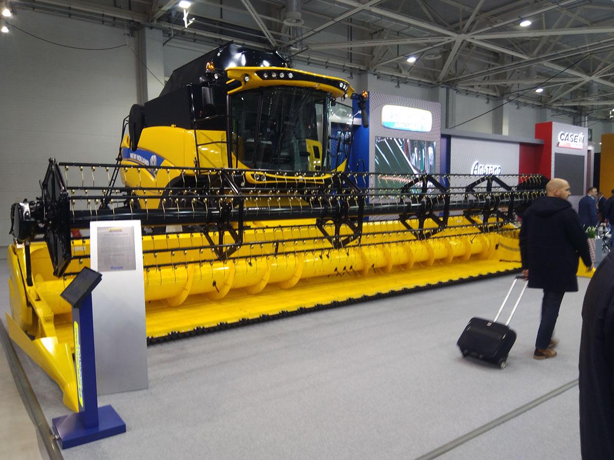 New Holland CX6.90