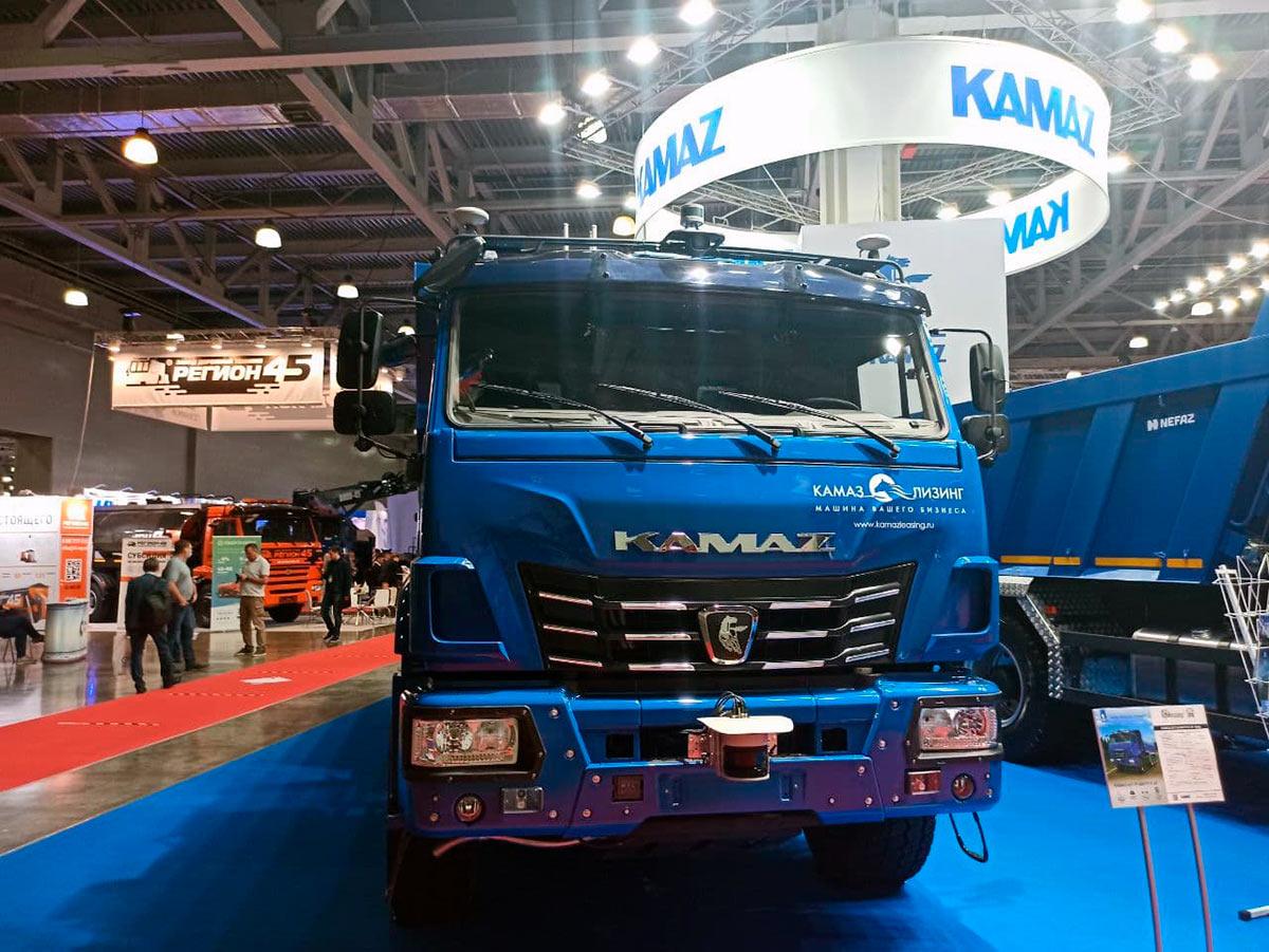 КамАЗ 65119